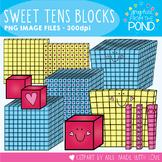Sweet Tens Block Clipart