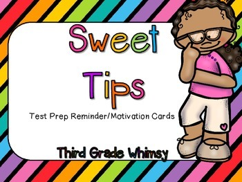 Sweet Testing Tips