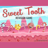 Sweet Tooth   A Candy Crush Inspired Revision Game