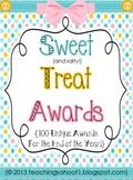 Sweet Treat Candy Awards