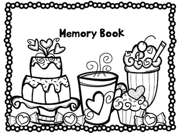 Memory Book Candy Theme