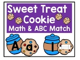 Sweet Treat Cookie Math & ABC Match