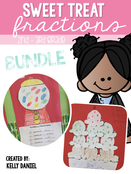 Sweet Treat Fractions BUNDLE