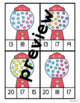 Addition Activity Cards - Sweet Treat - Math Game / Center
