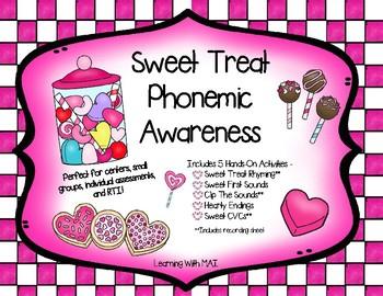 Sweet Treat Phonemic Awareness