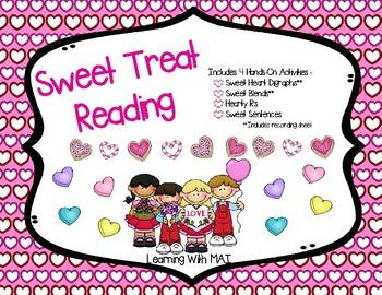 Sweet Treat Reading