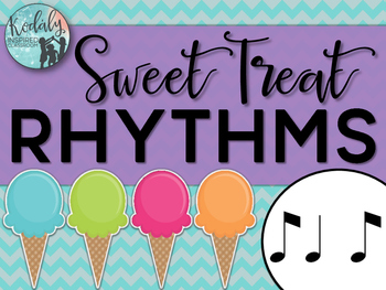 Sweet Treat Rhythms {syncopa}