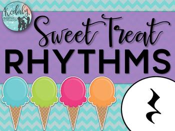 Sweet Treat Rhythms {ta rest}