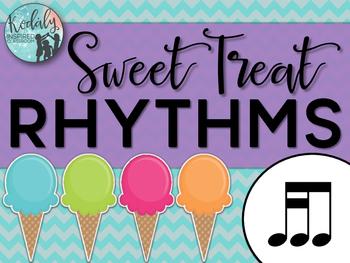 Sweet Treat Rhythms {tika-ti}