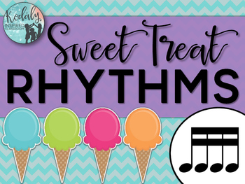 Sweet Treat Rhythms {tika-tika}