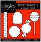 Sweet Treats 3 Clipart {A Hughes Design}
