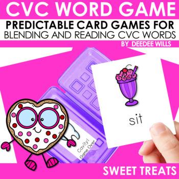 Sweet Treats! A CVC Memory Match and Cavity Game