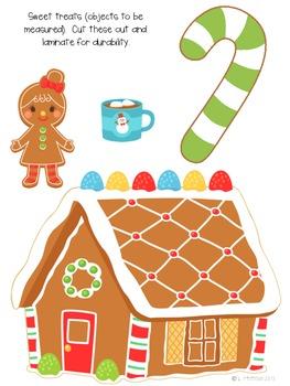 Sweet Treats: A Non-Standard Measurement Christmas Freebie