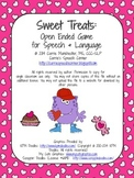 Sweet Treats: An Open Ended Game for Speech & Language