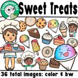 Sweet Treats: Bakery Clipart