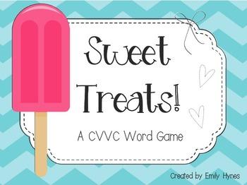 Sweet Treats CVVC Game