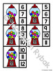 Sweet Treats Count and Clip Card