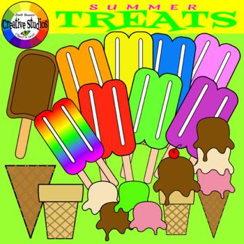 Summer Treats (Creative Studios Clipart)