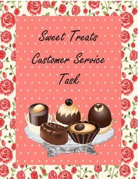 Sweet Treats Customer Service Task