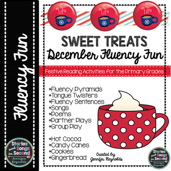 Sweet Treats-December Fluency Fun