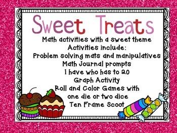 Sweet Treats Math