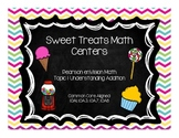 Sweet Treats Math Centers-Pearson enVision First Grade Math