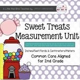 Sweet Treats Measurement Unit {Common Core Aligned}