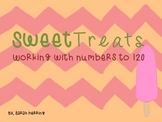 Sweet Treats Numbers to 120