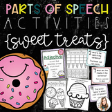 Sweet Treats Parts of Speech Pack