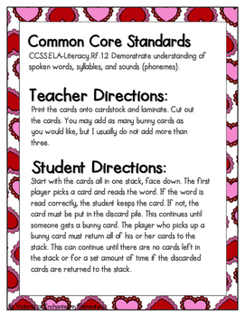 Sweet Treats Phonics: R-Blends Pack
