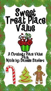 Sweet Treats Place Value Set - 2 and 3 Digit Numbers