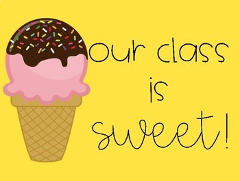 Sweet Treats Posters