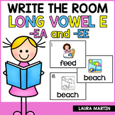 Write the Room-Long Vowel E-EA, EE