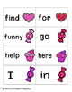Sweet Treats Sight Words! Complete Set of 220 Sight Words