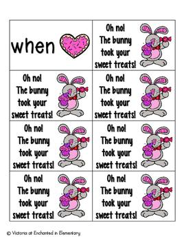 Sweet Treats Sight Words! First Grade List Pack