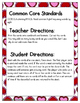 Sweet Treats Sight Words! Fry List 1