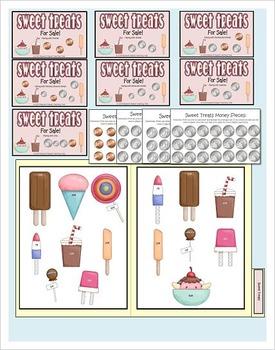 Summer Packet: Sweet Treats!