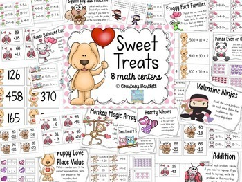 Sweet Treats center bundle