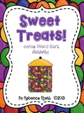 Sweet Treats!  ee ea word sort