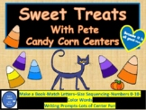 Sweet Treats with Pete-Candy Corn Centers