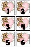 Sweet Valentine Calendar Cover-Ups / Valentine's Day Memor