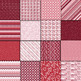 Sweet Valentine Digital Paper Pack - 16 Different Papers - 12inx12in