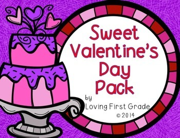 February Centers and Printables Pack