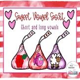 Sweet Vowel Sort