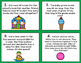 Sweet WORD PROBLEM Math Center- 2 digit addition and subtraction