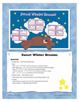 Sweet Winter Dreams (Bulletin Boards)