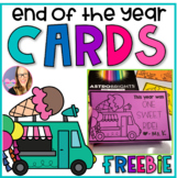 Sweet Year Gift Tags- End of the Year FREEBIE