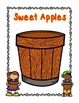 Sweet and Sour Apples { CVC Real & Nonsense Words}