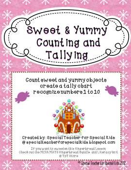 Sweet and Yummy Math Fun Freebie!