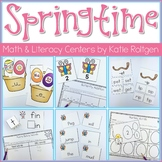 #SPRINGSAVINGS Spring Centers for Kindergarten